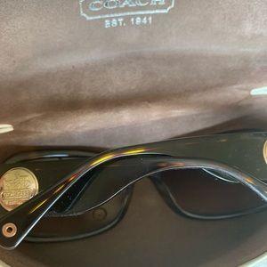 Coach Accessories - Original COACH RX grade tortoise sunglasses